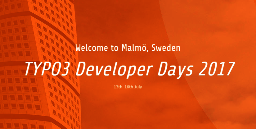 TYPO3 Developer Days 2017