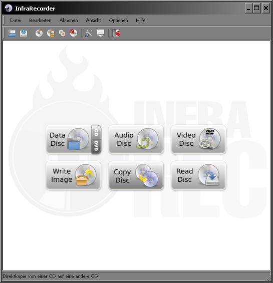 InfraRecord v0.5 (Wizard)