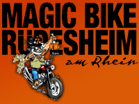 Bilder vom Magic Bike 2008 Rüdesheim am Rhein