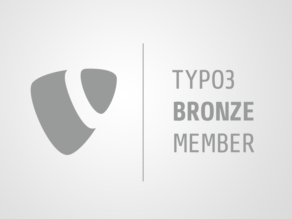 TYPO3 Bronze Membership